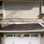 Photos Before Amp After Garage Doors Angie S List
