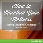mattress maintenance tips