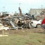 Oklahoma tornado damage