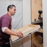 contractor resurfacing cabinets