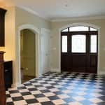 porcelain ceramic tile floor