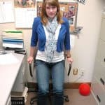 chair dips - exercises you can do at your desk at work