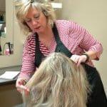 gray hair, hair color expert, hair stylist