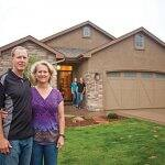 family rebuilds after home is destroyed by Colorado wildfire