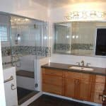 bathroom remodeling with tile work