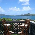 view from Honolulu home