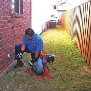 From drain cleaning to water heater installation, AllMetroplex meets plumbing needs. (Photo courtesy of Carlos Moreno)