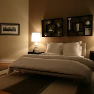 Bedroom With Task Lighting · Bedroom Lighting Ideas