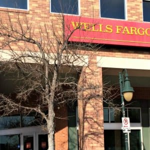 Look for a new wealth management office of Wells Fargo to open this spring in Bethesda. (Photo by Jason Hargraves)