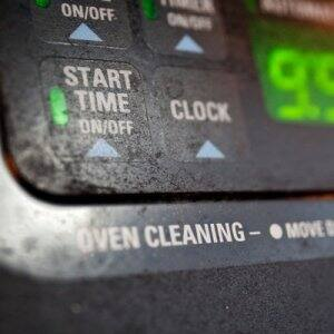 The self-cleaning function is notorious for ruining ovens. (Photo by Eldon Lindsay.)