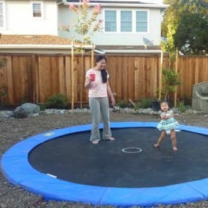 Incroyable In Ground Trampolines President Andrew Bracanovich Says Ground Level  Trampolines Present A Safer Option
