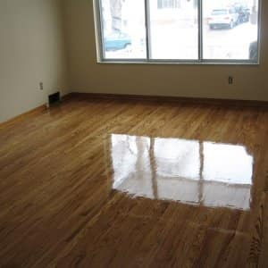 hardwood floors refinish