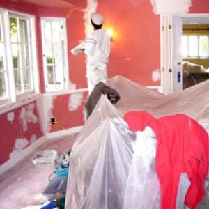 Knowing the difference between painting contractors is important when it comes to price. (Photo courtesy of Claudia Soisson)