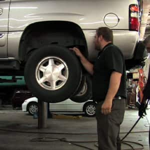 Rotating your tires regularly will improve tread wear.