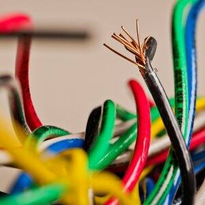 jumble of colored electrical wires (Photo by Brandon Smith)  sc 1 st  Angieu0027s List & Should I Repair My Electrical Breaker Box?   Angieu0027s List Aboutintivar.Com