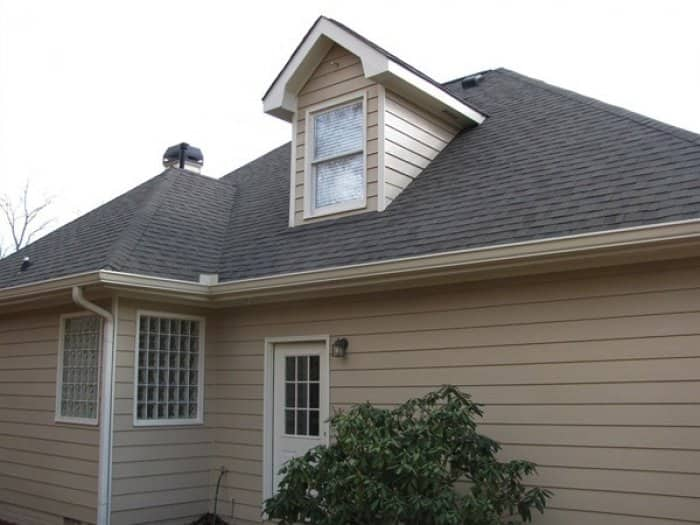 Dormers can add space and value to your home if no options exist for building onto the foundation. (Photo courtesy of member Scott S. of McDonough, Ga.)