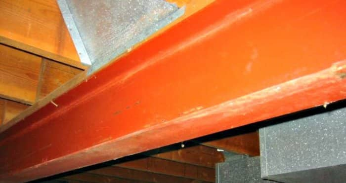 load-bearing beam