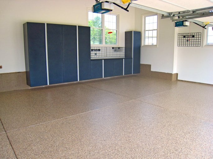 12 tips for maintaining epoxy flooring angie 39 s list for Garage floor maintenance