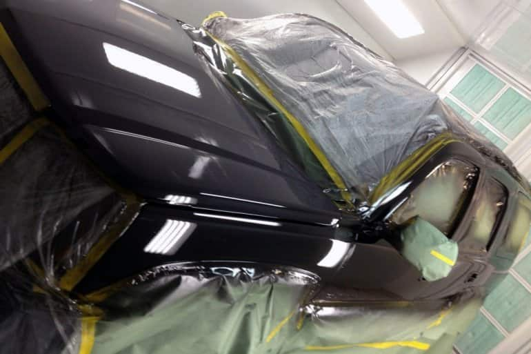 bird poop damage car paint