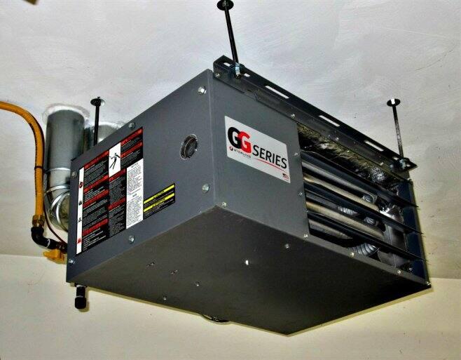 Perfect Garage Heater, Heater For Garage, Natural Gas Garage Heater, Natural Gas  Heater For