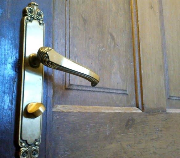Donu0027t Forget To Consider The Door Knob When Replacing Your Interior Doors  Or Updating The Door Hardware.
