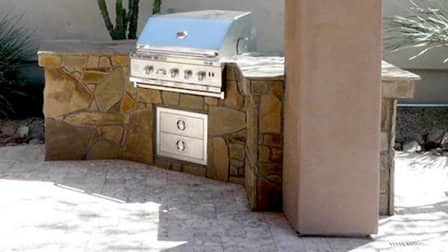 If your grill has sat all winter long, give it a good cleaning before firing it up. (Photo courtesy of Robert Anderson)
