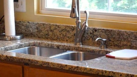 how much do recycled glass countertops cost angie 39 s list. Black Bedroom Furniture Sets. Home Design Ideas