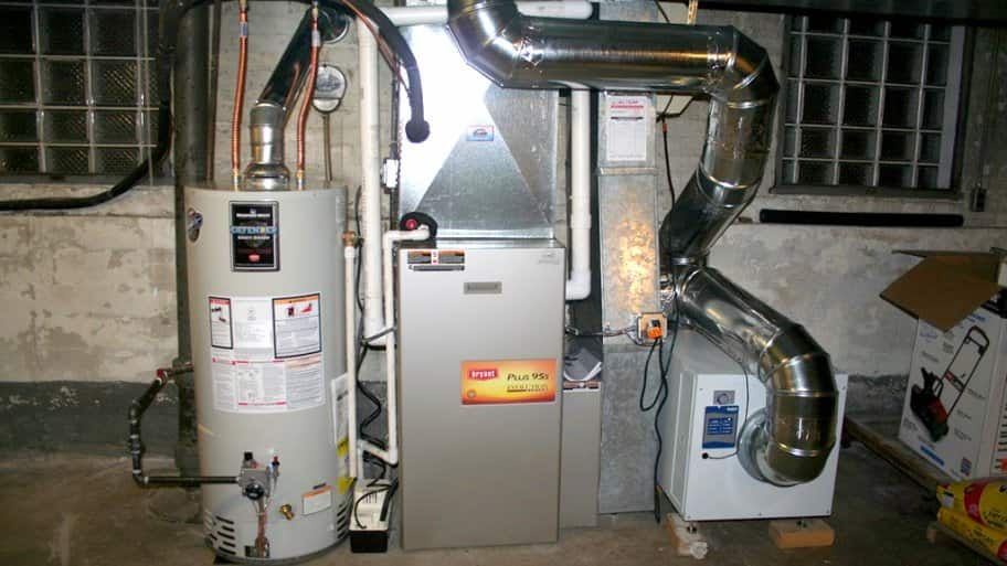 A New Furnace Can Save You Money