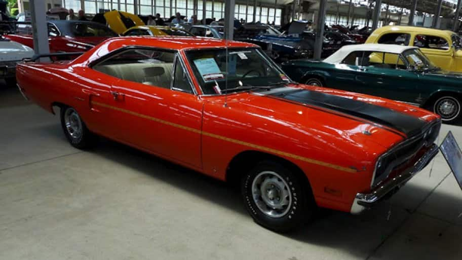 Classic Car Chronicles The Plymouth Road Runner Angies List