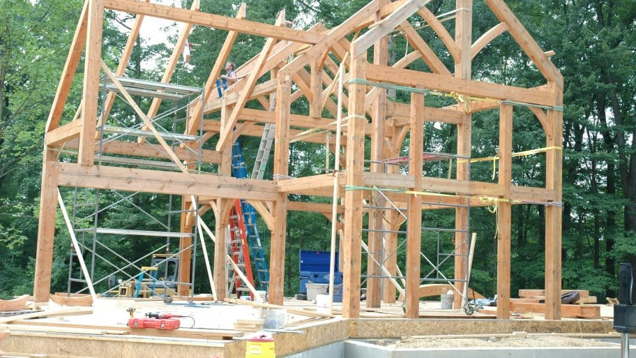 House framing requires skilled contractor angie 39 s list for Building a house in ontario