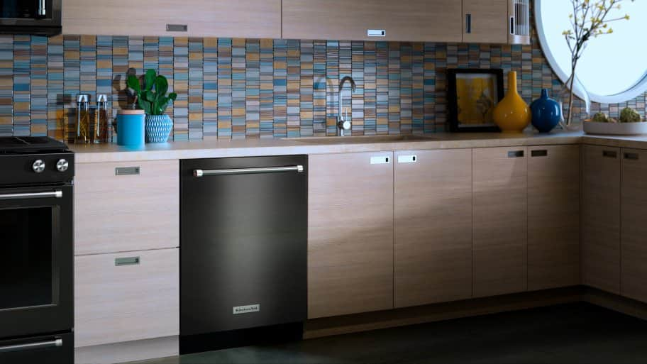 Dishwasher Review: KitchenAid 24-Inch Built-In Dishwasher ...