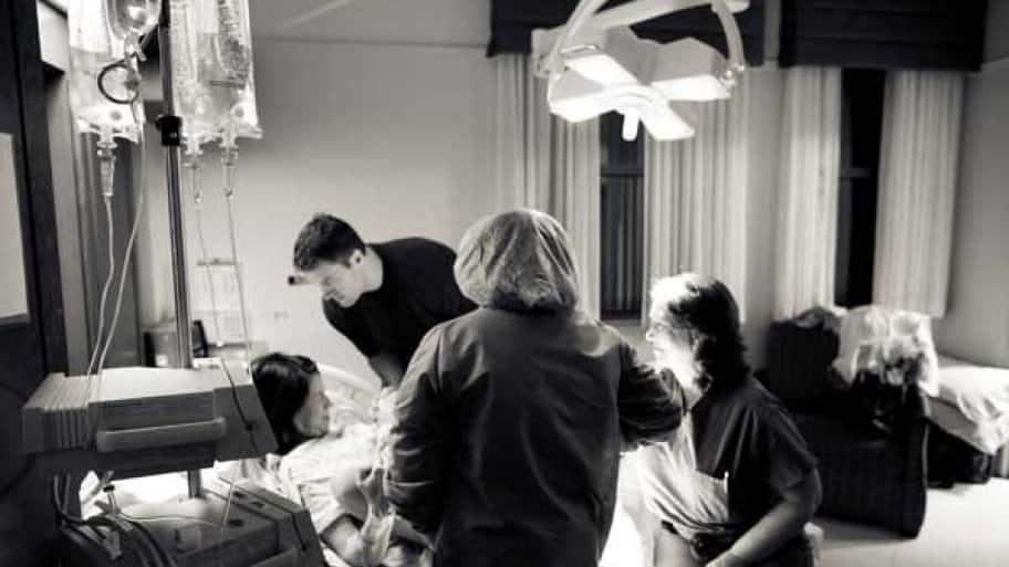041f3f1ab30 Baby Photography Comes to the Delivery Room