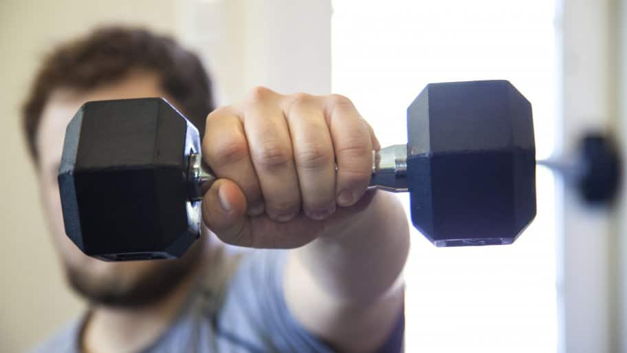 fitness gym free weights