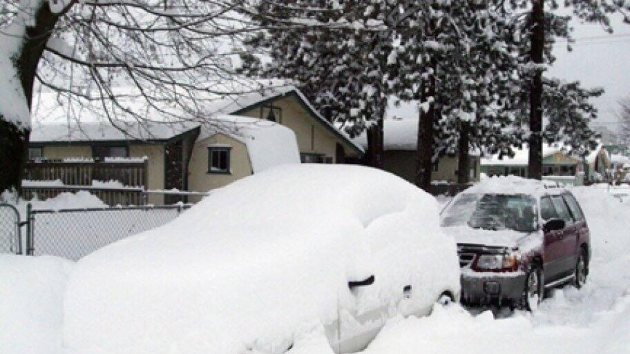 car winter survival kit