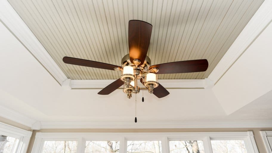 Ceiling fans angies list ceiling fan on a porch aloadofball Image collections