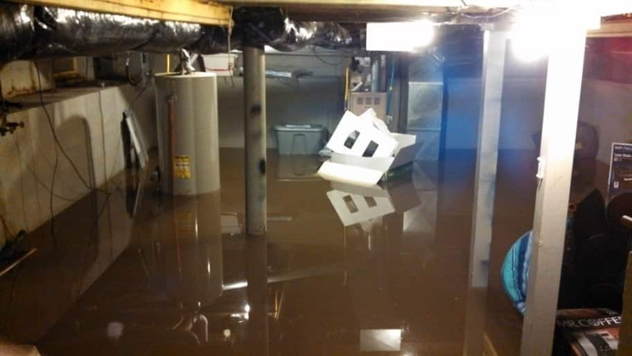 how to safely clean a flooded basement angie 39 s list