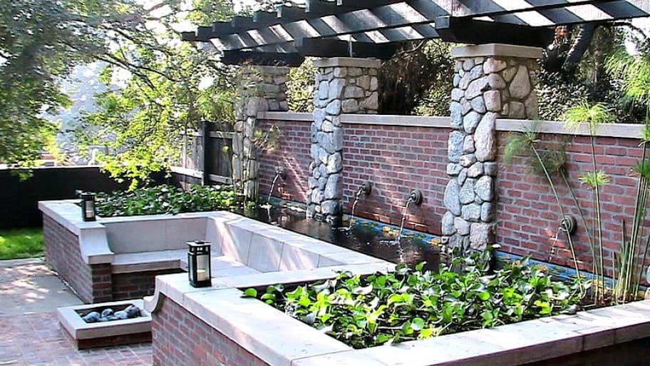 Water Fountain In Backyard fountains | angie's list