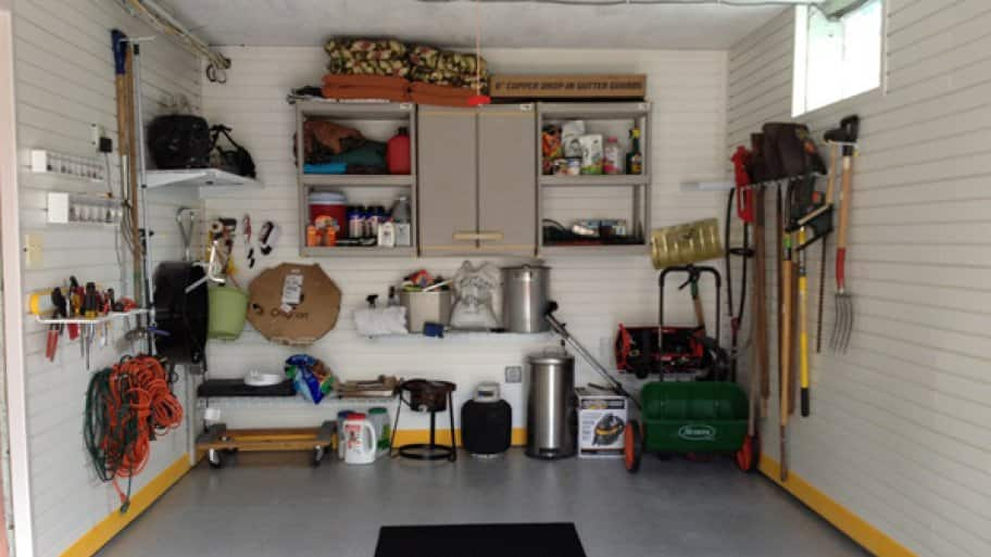 Whether it's the garage or any other room in your home, getting a jump on spring cleaning and organization can give you a great start for the rest of the year. (Photo courtesy of Angie's List member Caryn M. of Washington, D.C.)