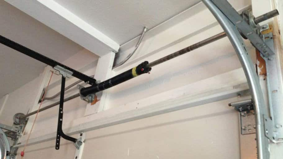 Dont Use An Old Garage Door Track With A New Garage Door Angies List