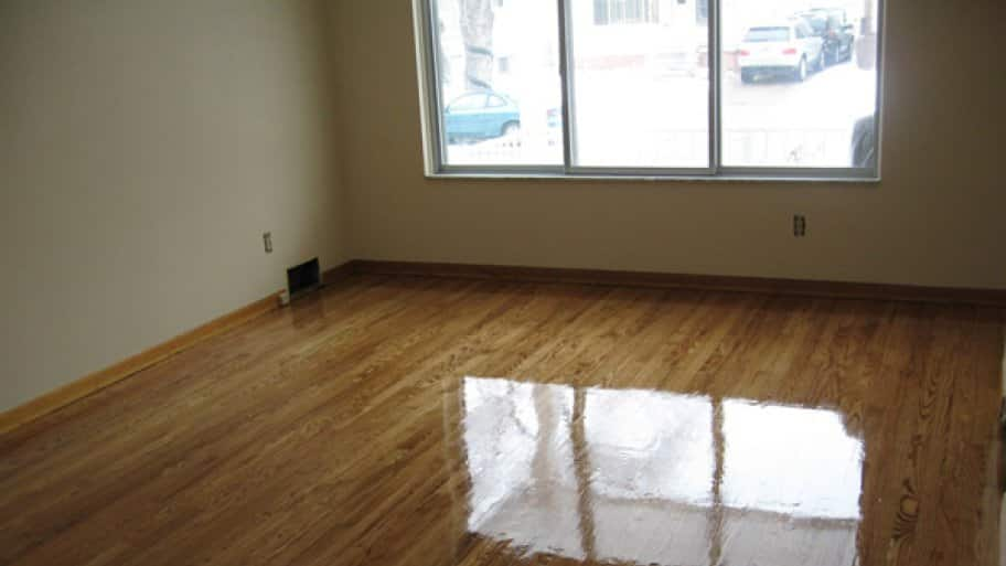 hardwood floors refinish