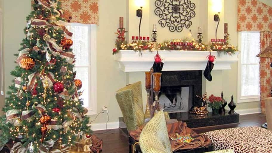 professional holiday decorating services can spruce up the inside and outside of your home and make sure it is ready for the holidays