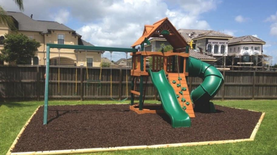 Build The Best Backyard Playground Angies List - Backyard playground equipment