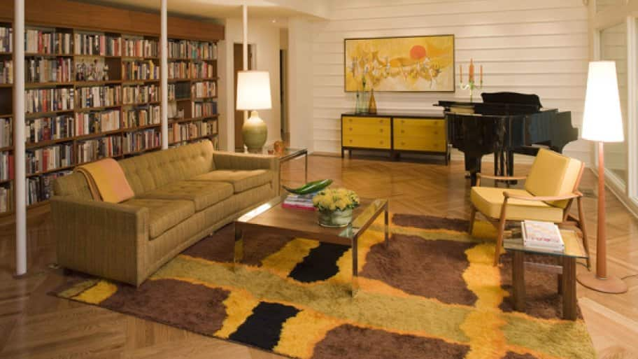 Home Tour Shows Off Indy S Mid Century Modern Marvels