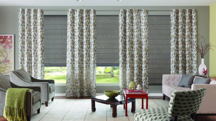 5 Window Treatment Ideas for Tall Windows & 5 Window Treatment Ideas for Tall Windows | Angie\u0027s List