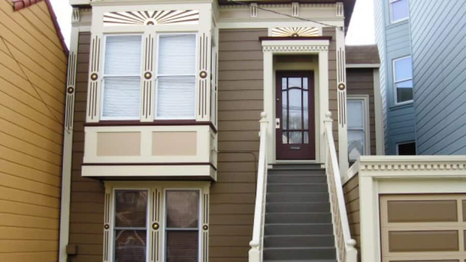 Exterior Paint Ideas For Victorian Houses
