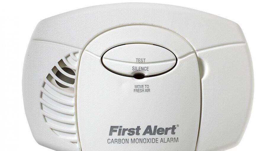 carbon minoxide detector