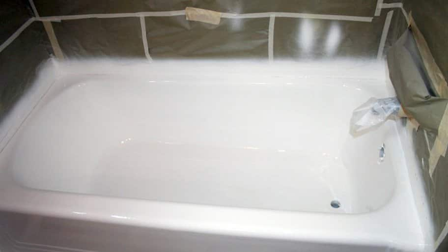 Bathtub Liners And Refinishing Angies List - Bathtub restoration companies