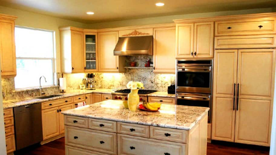 Kitchen Cabinet Refacing Companies Beauteous Nyc Areacabinet Refacing Companies Offer Their Advice  Angie's List Decorating Design