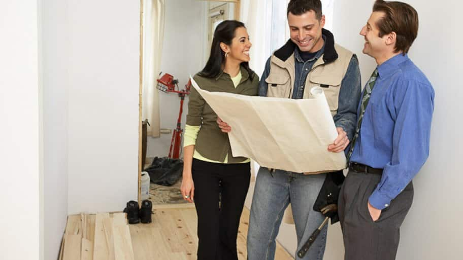 Consider assembling a team of design and construction professionals early in your home improvement process.