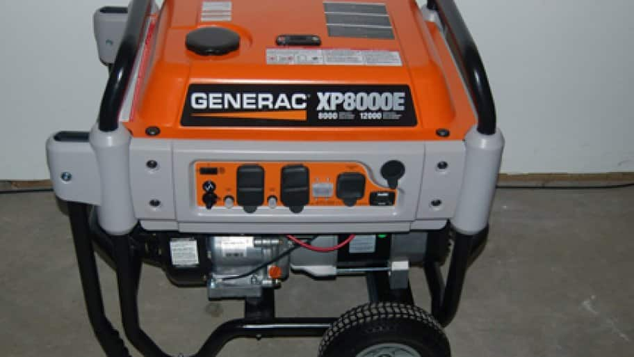 How to Use a Generator | Angie\'s List